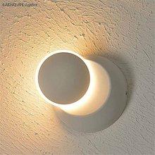 Настенный светодиодный светильник s прикроватная лампа для спальни