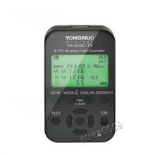 Yongnuo YN-622C-TX Wireless TTL Flash Controller for Can 1100D 1000D 650D 600D