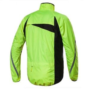 Image 3 - Di sport di modo giacca a vento da uomo giacca a vento impermeabile tuta da moto da pioggia giacca poncho cappotto di pioggia pioggia di M XXL scarpe
