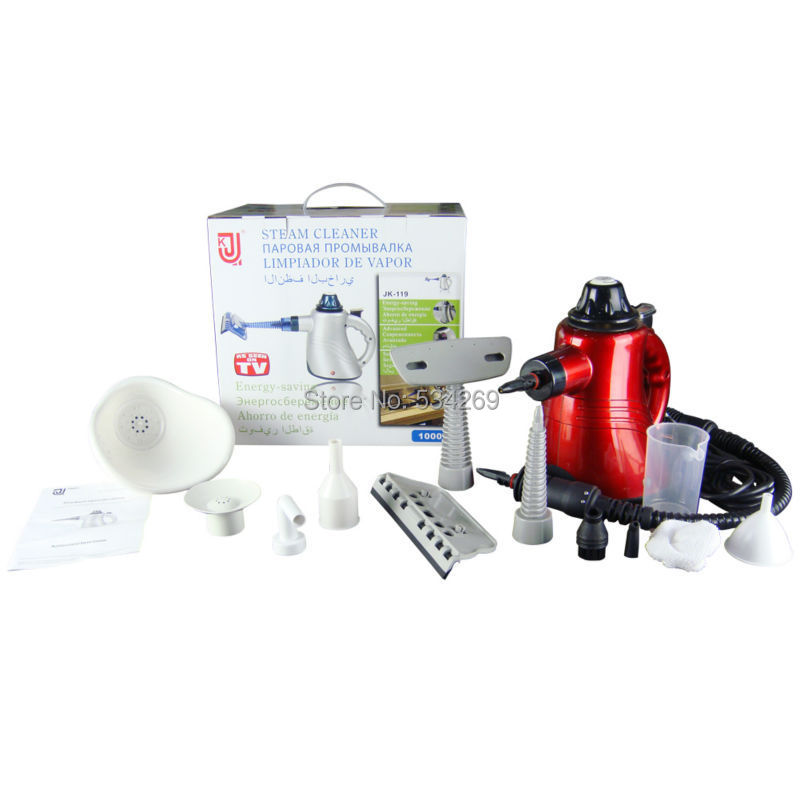 KJ119R 110V Handheld Steam Cleaner, Multi-Purpose Steamer Cleaning Machine for Home Using Fast Free Shipping купальник keith fly kj 1721