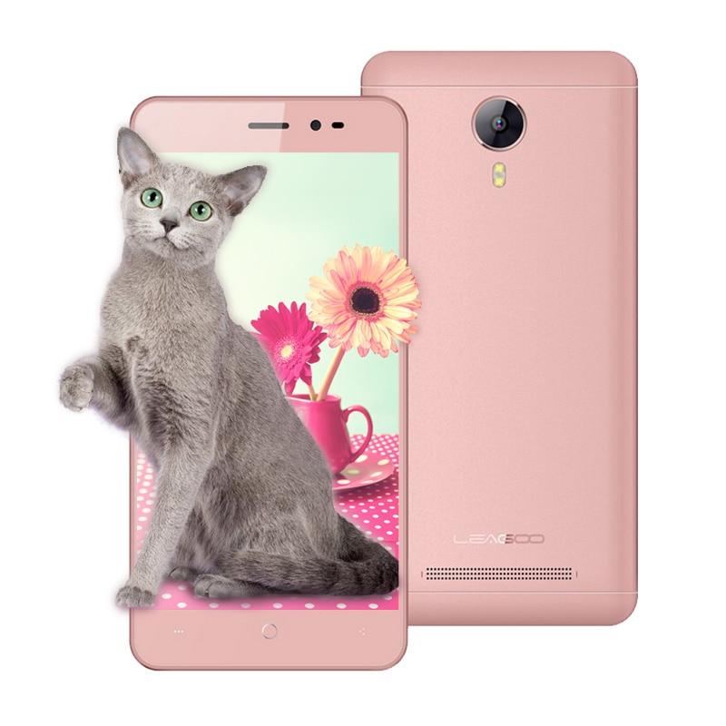 Original LEAGOO Z5 Smartphone 5 0Inch MT6580M Quad Cord Android 6 0 1GB RAM 8GB ROM