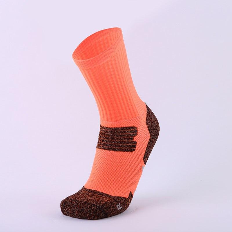Баскетбол Спортивные носки Для мужчин Носки для девочек впитывающие пот и устраняющие запах Лыжный Спорт Велоспорт высокое качество Спорт...