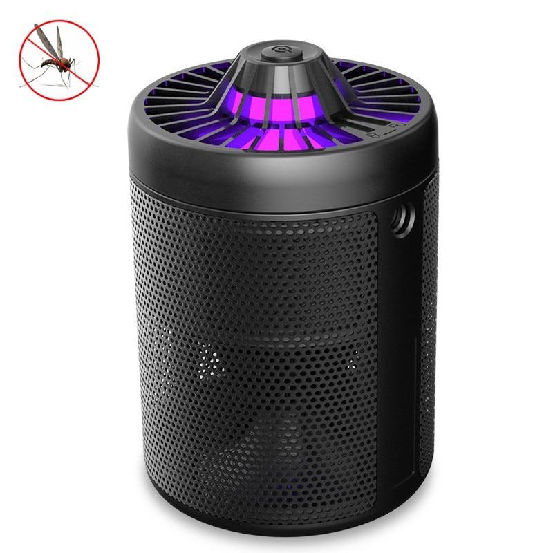 Smart LED UV Mosquito Killer Light Trap Lamp Zapper Flies ...