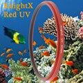 KnightX Многопользовательская Покрытием Ultra-Violet Фильтр MCUV UV MC Для Canon Nikon D5200 SLR Камер Объектива аксессуары модель части свободный корабль 5D