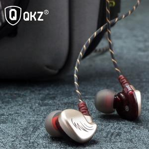 Image 4 - 100% オリジナル QKZ CK7 イヤホンで、耳の制御スピーカー有線 3.5 ミリメートルヘッドセットとマイク 1.2 メートルインイヤースポーツイヤホン
