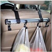 Oszczędny samochód samochodowe wydłużona stopu aluminium usuwania 4 krzesło wielofunkcyjny hak hak hak