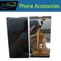 1 Pc/lote cor Preta de Alta Qualidade Para Fly IQ4511 Screen Display LCD E Tela Sensível Ao Toque de Substituição Frete Grátis