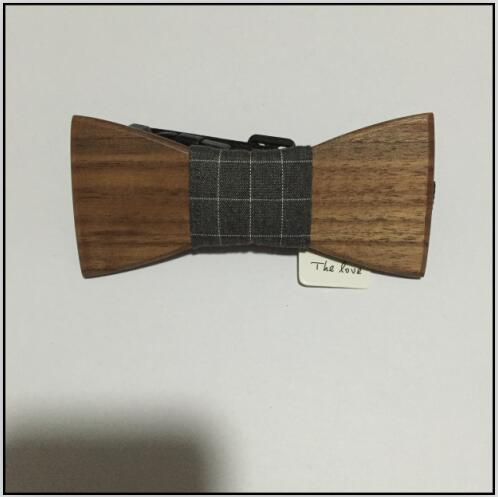 Fashion Mens Wooden Bow Tie Men Dot Bow Ties Male Marriage Bowtie For Men Candy Color Cravat Tie Christmas Gift