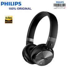 цена на Philips SHB8850 Active Noise Cancelling Wireless Bluetooth Headphones NFC Headset with Microphone Official Verification