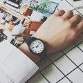 Casais lazer Relógios Das Mulheres Geléia Gel Strap Homens Relógio de Pulso do Amante Design Simples Silicone Analógico Quartz Relógios Unisex # N