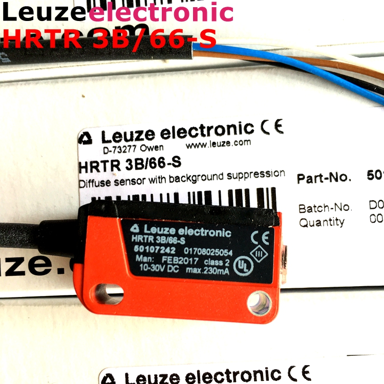 Leuze electronic HRTR 3B 66-S 50107242 Brand new original Leuze electronic HRTR 3B 66-S 50107242 Brand new original