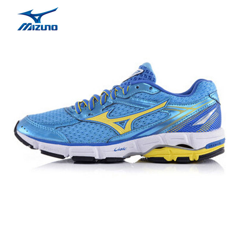 MIZUNO Women WAVE CONNECT 3 Breathable Support Cushioning Jogging Running Shoes Sneakers Sport Shoes J1GD164848 XYP279 mizuno mizuno wave legend