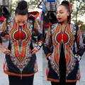 Africa Bazin Riche African Dresses Promotion Special Offer Polyester 2016 Hooded Jacket Women Clothes