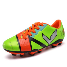WETIKE Kids Professional Football Shoes Outdoor Soccer Boots Training Sneakers Football Boots For Children Soccer Shoes