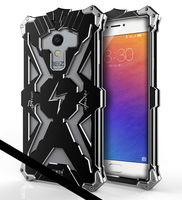Meizu MX6 Case Original Simon Thor Series IRON MAN Metal Aluminum Shell Cover For Meizu MX6