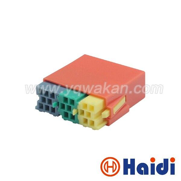 цена на Free shipping VW 20pin car audio plug automobile audio connector 4A0972643 4A0972643A 4A0972643B 4A0 972 643 A 4A0 972 643 B