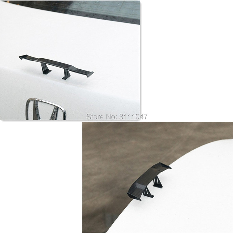 Hot Sale Car Styling Tail Spoiler Decoration Sticker Accessories For