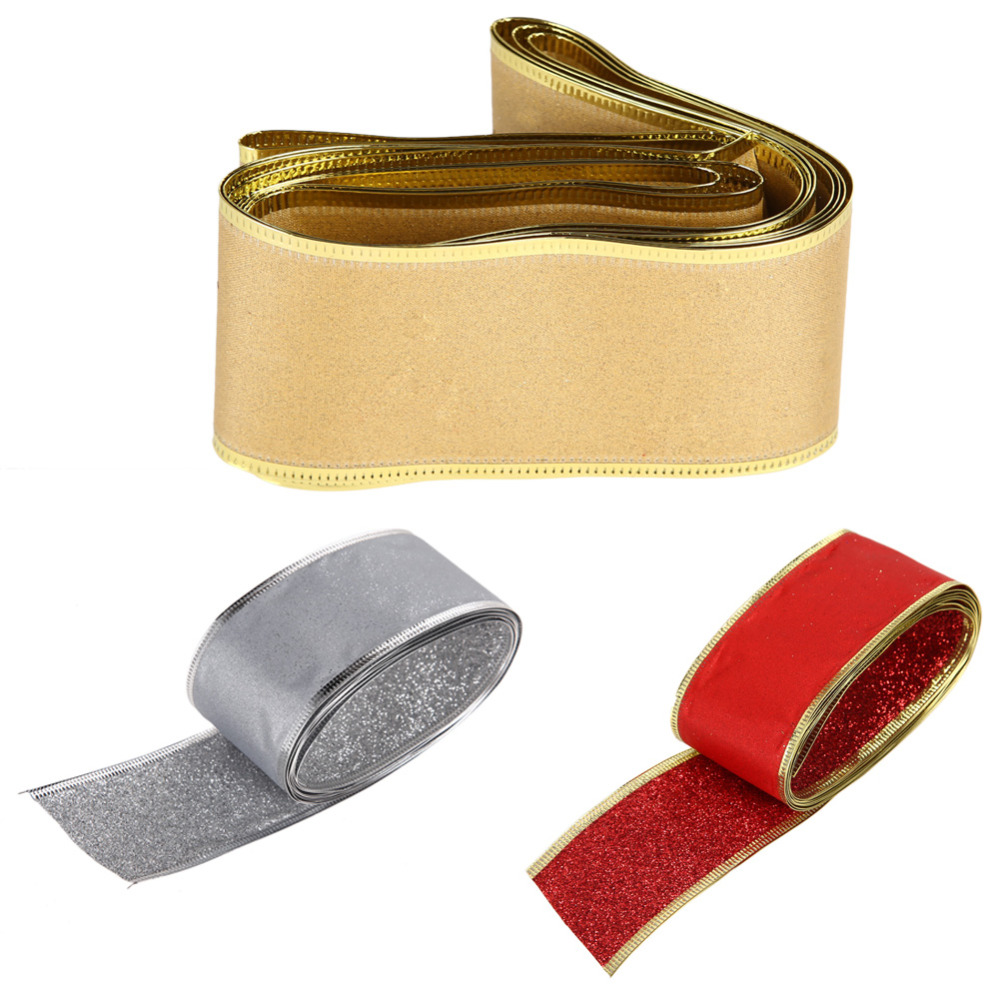 Glitter Ribbon Gift Packing Belt