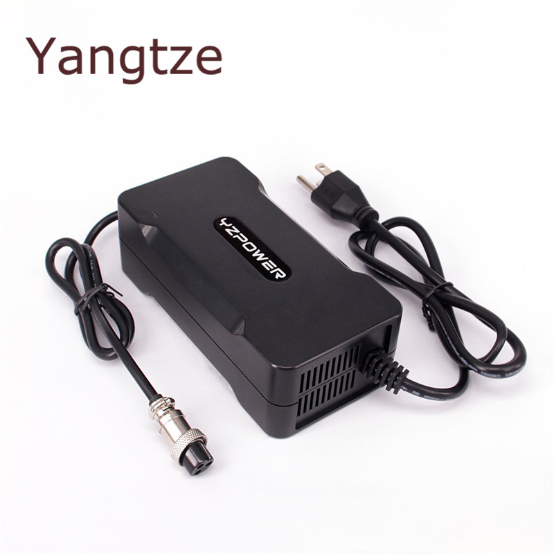 Yangtze 50.4V 4A 3A Lithium Li-ion Battery Charger For 44.4V Lipo Bike Power Tool Scooter Battery Pack With CE ROHS 16 8v 20a lithium battery charger used for 4s 14 4v 14 8v li ion battery pack with ce rohs certification