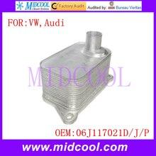 Nuevo Motor Del Enfriador de Aceite uso OE NO. 06J117021D, 06J117021J, 06J117021P para VW Volkswagen Audi