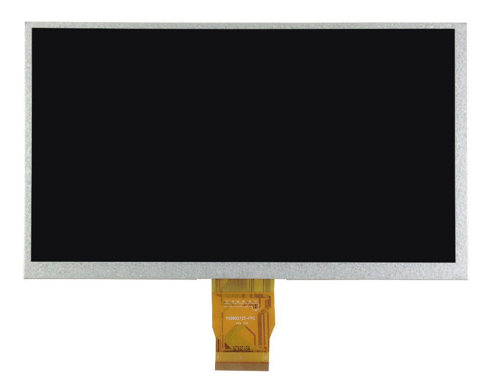 New 9 Inch Replacement LCD Display Screen For Ritmix RMD-900 tablet PC Free shipping free shipping originalnew 9 inch lcd screen cable number fvi900c001 50a