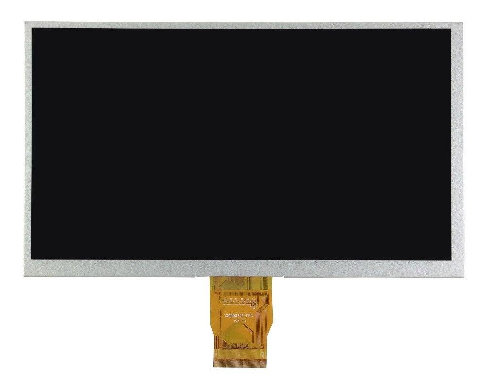 Nouveau écran d'affichage LCD de remplacement de 9 pouces pour tablette PC Ritmix RMD-900 livraison gratuite