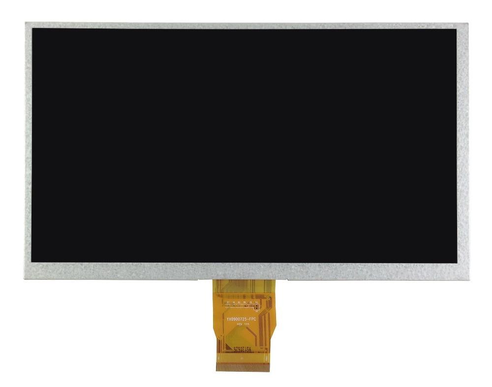Nouveau 9 Pouce LCD de Remplacement Écran D'affichage Pour Ritmix MDM-900 tablet PC Livraison gratuite