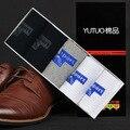 Nano silver antibacterial desodorante Xihan hombres peinaron algodón calcetines de negocios de gama alta en primavera y otoño caliente espesado calcetines