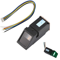 Aihasd Green Light Optical Fingerprint Reader Sensor Module for Arduino Mega2560 UNO R3