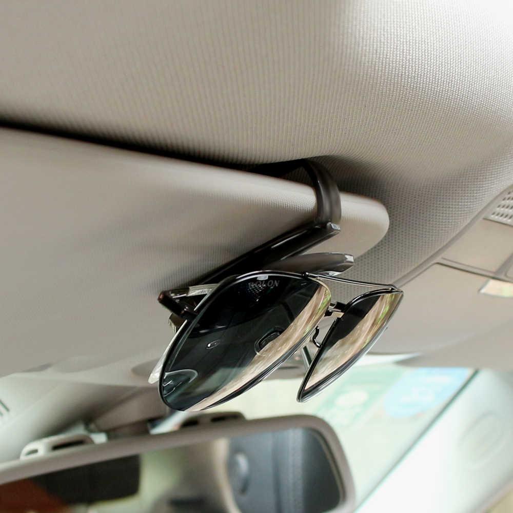Auto Pengikat Kacamata Kartu Klip untuk Camry 2018 Toyota Camry 2018 BMW X5 E53 Infiniti G35 Dodge Ram 2500 Makanan truk Passat B7