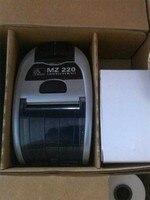 Специальная цена! Полный новый для Zebra MZ 220 мобильный Термальность принтер версия Bluetooth