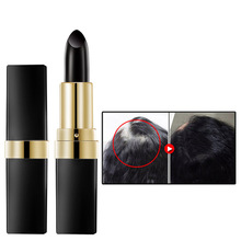 One-Time Hair Dye Instant Gray Root Coverage Color Modify Cream Stick Temporary Cover Up White Colour