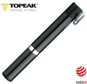 Topeak TMR-CB мини насос давления для велосипеда дорожный велосипед 160psi портативный насос из углеродного волокна Presta клапан велосипедный насос