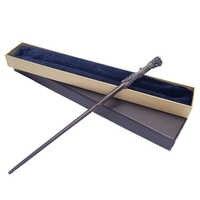 Neue Metall Core Harry Zauberstab/Harry Magische Stab/Hohe Qualität Geschenk Box Verpackung