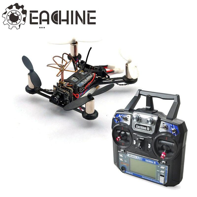 Eachine Minuscule QX95 95mm Micro FPV LED Racing Quadcopter Avec i6 Émetteur RTF Jouets