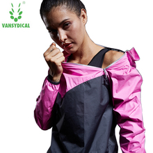 Women Sport Running Jacket Hoodies Sportswear Jogging Windbreaker Coat 6 Color