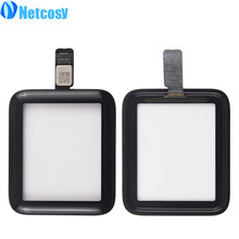 Netcosy Touch screen digitizer glass panel replacement parts for Apple Watch series 2 42mm Touch panel High quality