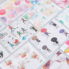 3 pcs Butterflies feathers flamingos elk Sulfuric acid paper Envelope stationery Supplies envelope for Wedding Letter Invitation(China)