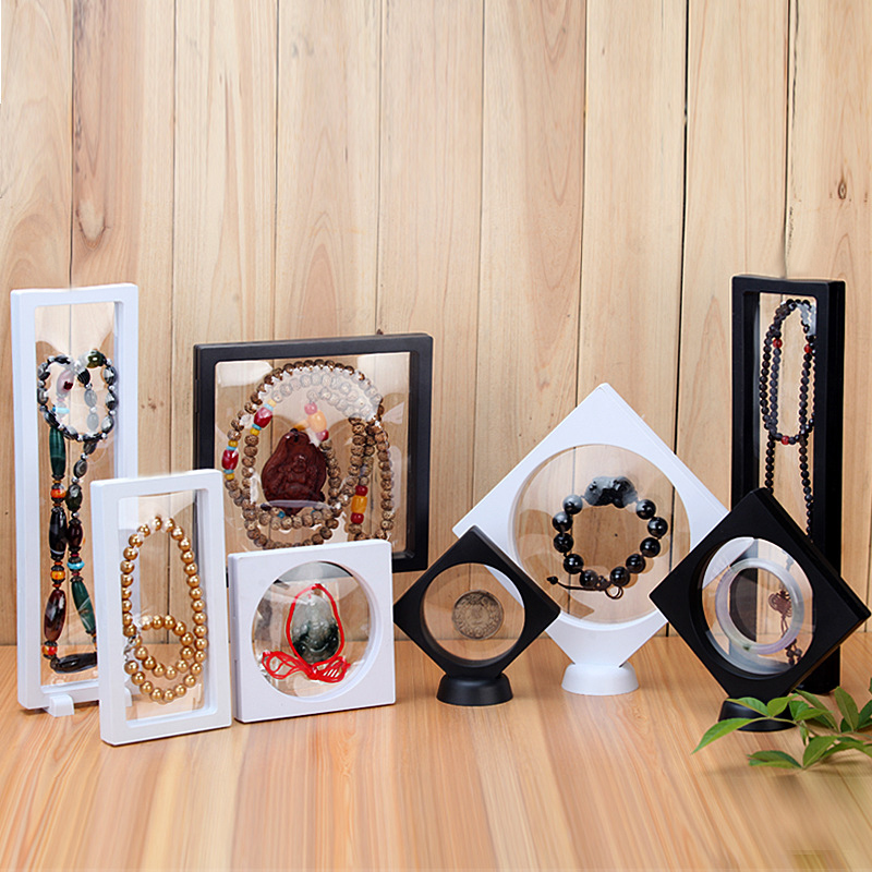 Floating Picture Frame Shadow Box