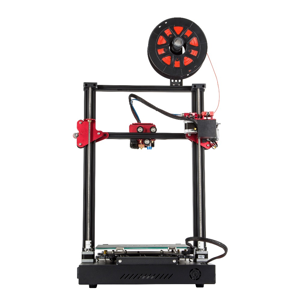 CREALITY  CR-10S Pro 3D Printer assembled  Auto Leveling Touch LCD Double Extrusion Resume Printing