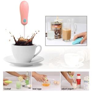 2019 Best Price Mini Portable 3W Kitchen Electric Hand Whisk Mixer Coffee Milk Egg Beater Plastic Blender Food Grade Stir Bar