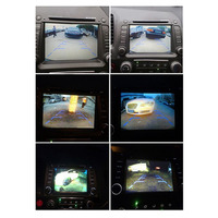 5 Inch Car Auto Monitor TFT LCD HD Digital 5 3 800 480 Screen Display Rear