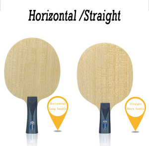 Image 5 - BOER ALC 7layers Carbon Fiber Table Tennis Racket Easy Control High end Ping Pong Blade And Light Tip Heavy Handle Paddle Bat