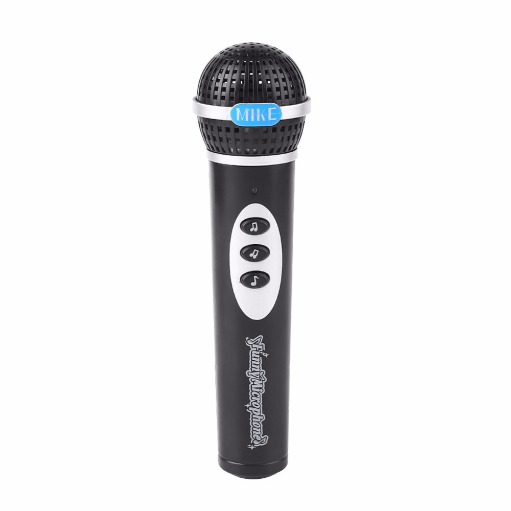 Modern-Music-Toy-Simulation-Microphone-Mic-Kids-Children-Singing-Learning-Toys