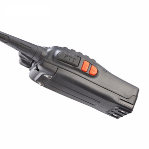 Image 3 - 2 Stuks 100% Origineel Baofeng BF 999s Uhf Hotel Communicator Handheld Transceiver Ham Radio Zaklamp 999S Cb Radio Walky Talky
