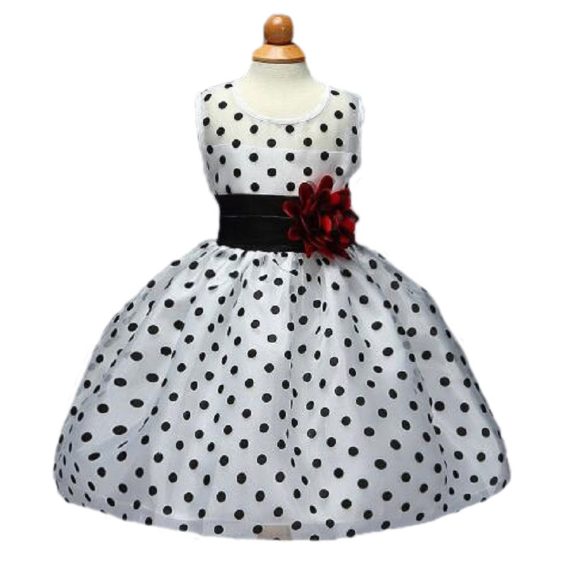 Baby Girl Dress 2018 Summer Princess Kids Children Costume Girls Clothes Wedding Birthday Party Costume Designs Cute Print image