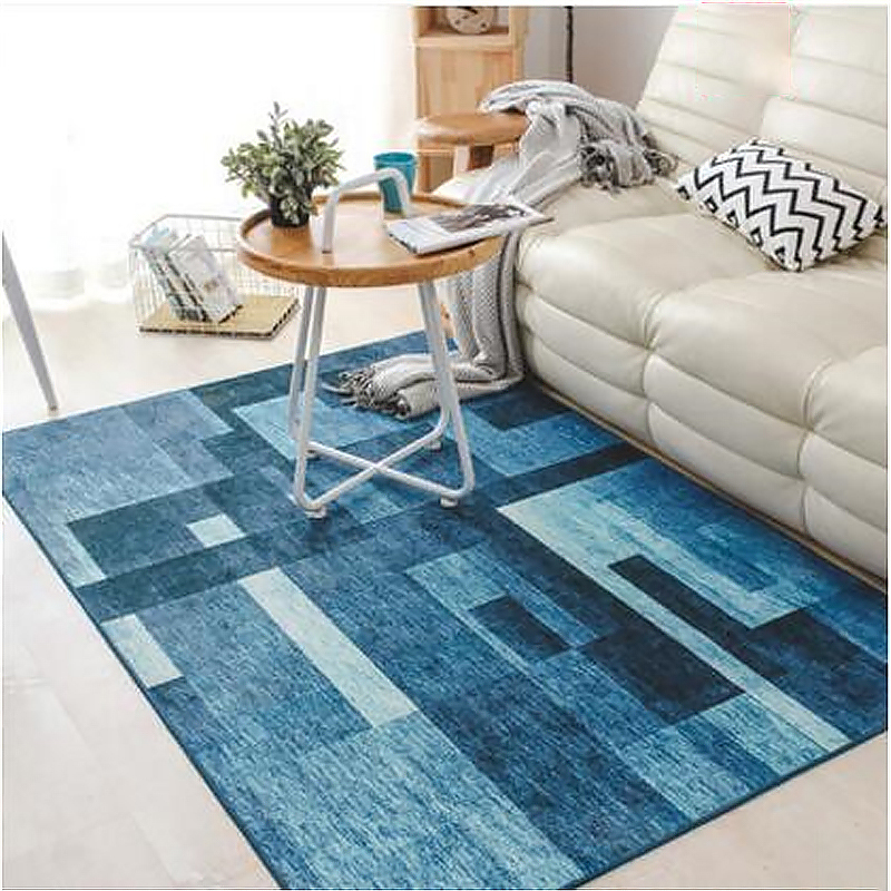 Chenille Velvet Soft Delicate Abstract Simple Large Carpets For Living Room Bedroom Rus Home Carpet Floor Rug Fashion Door MatChenille Velvet Soft Delicate Abstract Simple Large Carpets For Living Room Bedroom Rus Home Carpet Floor Rug Fashion Door Mat