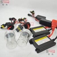 50 bộ 12 V 35 Wát D2S xenon hid kit H7 HB4 9006 9005 HB3 H27 H8 H9 H10 H4 HID xenon kit H1 H3 H11 car auto hid đèn đèn đèn pha