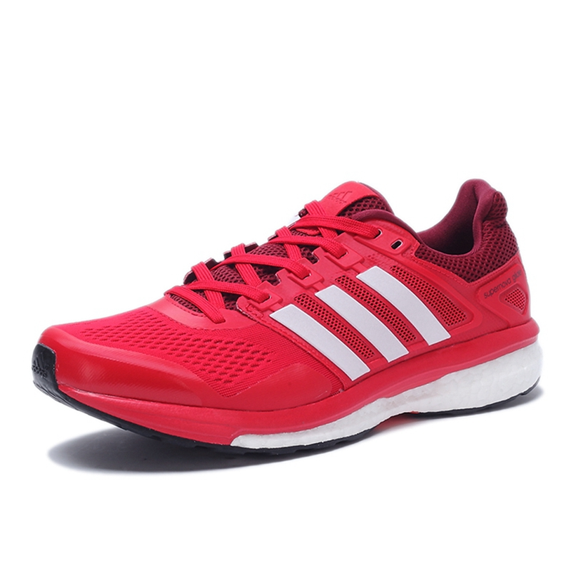 Original Adidas QS Supernova Glide 8 m Boos Breathable Men s Running Shoes  Sneakers men Outdoor Sports Brand Designer BB4054-in Running Shoes from  Sports ... 386fb8fa75f9
