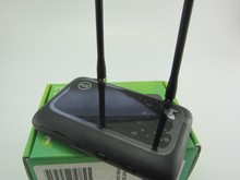 ZTE MF910V LTE 4G WiFi de bolsillo router desbloqueado más 2 unids antena